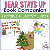 Bear Stays Up For Christmas: Speech & Language Activities