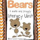 Bears Literacy Unit