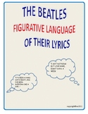 Beatles Lyrics Figurative Language