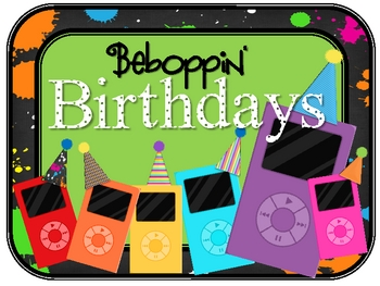 Beboppin' Birthdays