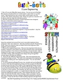 Bee-Bot: Engineering/ STEM activities for Young Learners