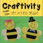 Bee Craftivity Freebie