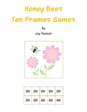 Honey Bees Ten Frames Games