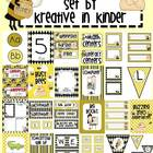Bees Theme Classroom Decor for Beginning of Year
