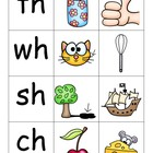Beginning Digraphs Word Work