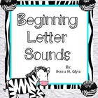 Beginning Letter Sound Find / Excellent for RTI