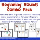Beginning Sound Combo Pack (Common Core Connection)