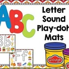 Beginning Sound Play-doh Mats
