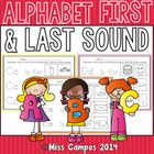 Beginning Sounds : (Ending Sounds Too)