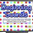 Beginning Sounds SMART BOARD Game