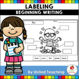 Beginning Writing: Labeling