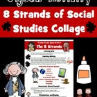 Beginning of Year Eight Strands of Social Studies Activity Lesson