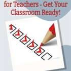 Beginning of the School Year Checklist for Teachers