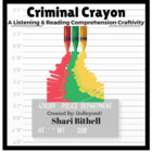 Beginning of the Year Criminal Crayon Listening Activity