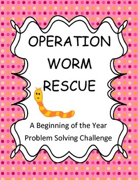 Beginning of the Year- Operation Worm Rescue