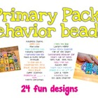 Behavior Beads (Primary Edition)