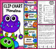 Behavior Clip Chart - Monster themed