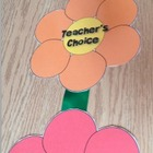 Behavior Management Clip Chart System-Flowers