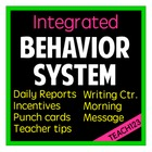 Behavior Mgmt: Monkey Business + Bonus - Writing Ctr. and