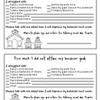 Behavior Note- Classroom Management Parent Communication T