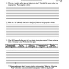 Student Behavior Reflection Form (Includes IB Learner Prof