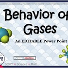 Behavior of Gases: Science Power Point