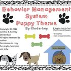 Behavioral Management System with a Puppy Theme - Edition 1