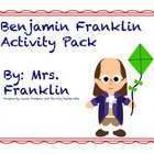 Benjamin Franklin Activities