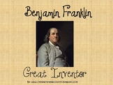 Benjamin Franklin's Inventions Power Point (powerpoint)