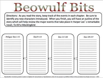 Beowulf Bits