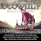 Beowulf: Flip Book, Lesson, Organizers, Assessments, Keys,