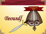 Beowulf Novel Study Unit ~ Includes Reproducible Graphic O
