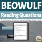 Beowulf Reading Guide (Seamus Heaney Version)