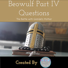 Beowulf Section 4 Questions