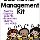 Best Bee-havior~ Behavior Management Kit~ Posters, Awards