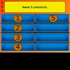 Best Family Feud 5 Answer Review Game PowerPoint