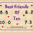 Best Friends of Ten Addition to Ten