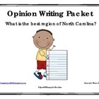 Best Region of North Carolina Opinion / Tell Why / Argumen