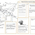 Between World Wars: Independence Movements and Gandhi