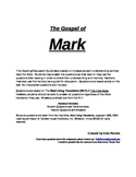 Bible Study: The Gospel of Mark