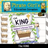 Biblical Christmas Literacy Pack: The KING