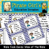 Biblical Task Cards: Men of the Bible