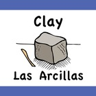Bilingual Labels for the Art Classroom - English / Spanish