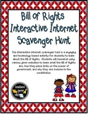 Bill of Rights Internet Scavenger Hunt