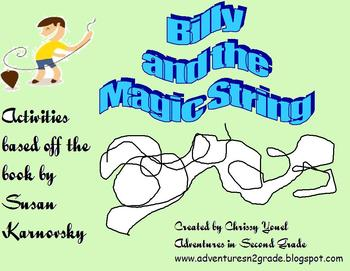 Billy and the Magic String