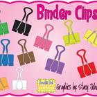 Binder Clips - Graphics for Commercial Use