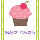 Binder Covers/Inserts