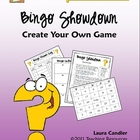 Bingo Showdown - Create Your Own Game