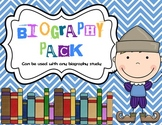 Biography Pack