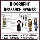 Biography Research Frames